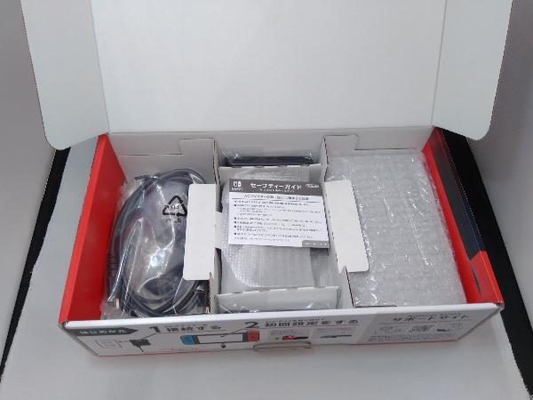 Nintendo Switch Joy-Con(L) ネオンブルー/(R) ネオンレッド(HADSKABAA)(バッテリー拡張モデル)_画像4