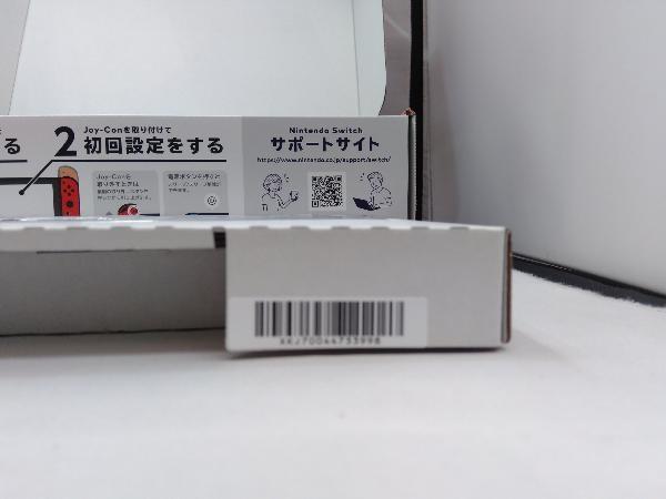 Nintendo Switch Joy-Con(L) ネオンブルー/(R) ネオンレッド(HADSKABAA)(バッテリー拡張モデル)_画像5