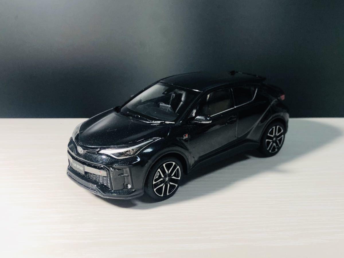 非売品 トヨタ TOYOTA CH-R GR SPORT カラーサンプル 1/30 ミニカー