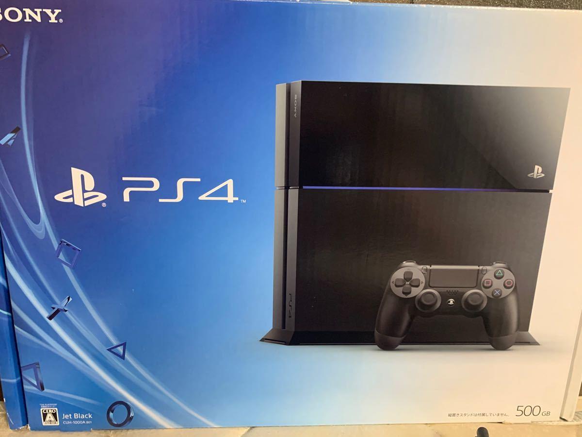 SONY PlayStation4 本体 CUH-1000AB01 中古