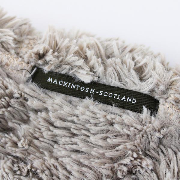 MACKINTOSH マッキントッシュ スコットランド製 グランジボア キルティング コート 34/ベージュ アウター【2400011934130】_画像8