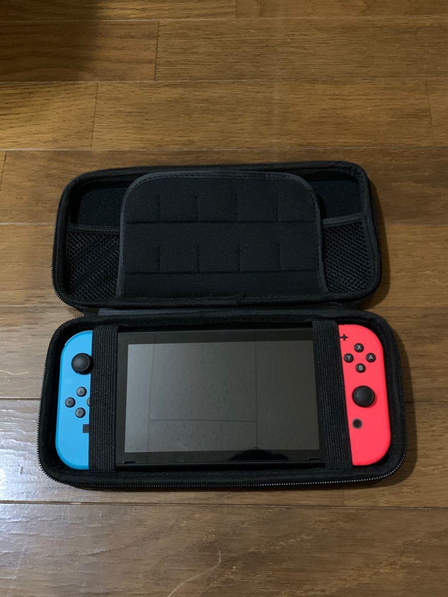 任天堂スイッチ ハードケース 保護ケース