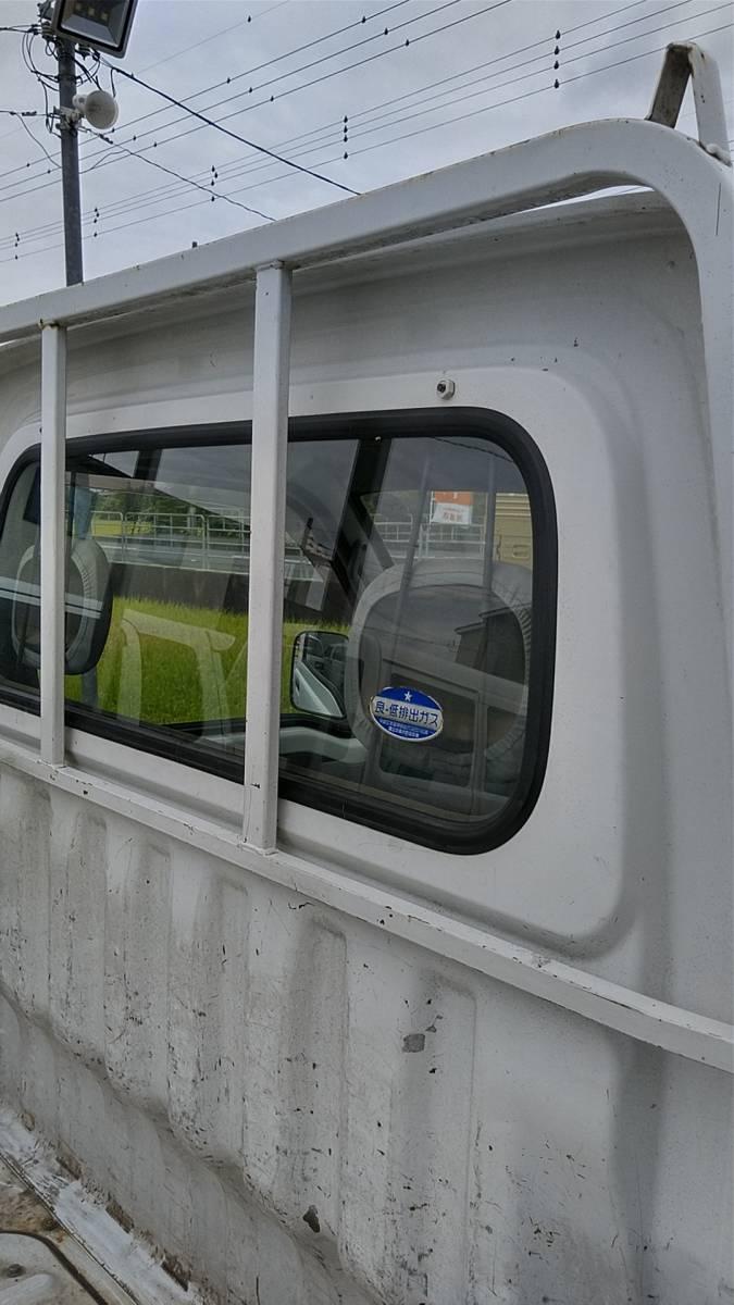 「ハイゼットトラック内装三方開き5速、パワステ、エアコン★車検3年7がまで売り切り」の画像2