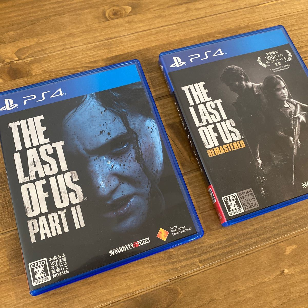 【PS4】 The Last of Us Part 2 & 1セット