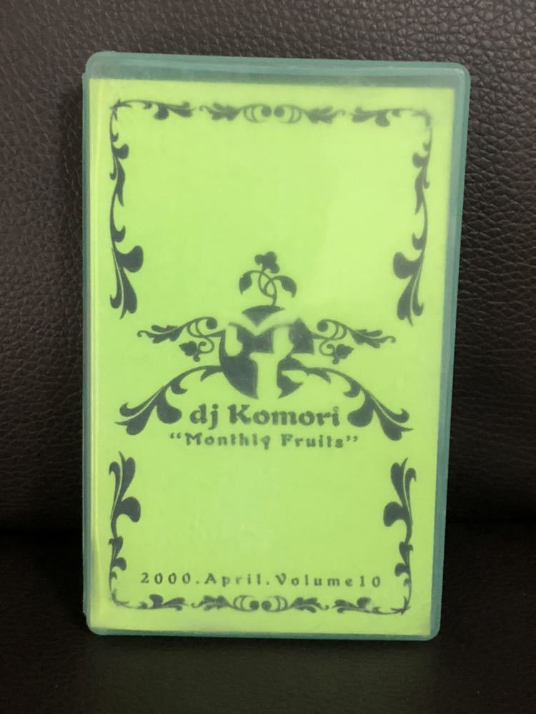 CD付 R&B MIXTAPE DJ KOMORI MANTHLY FRUITS VOL 10 KAORI DADDYKAY DDT TROPICANA MURO_画像1