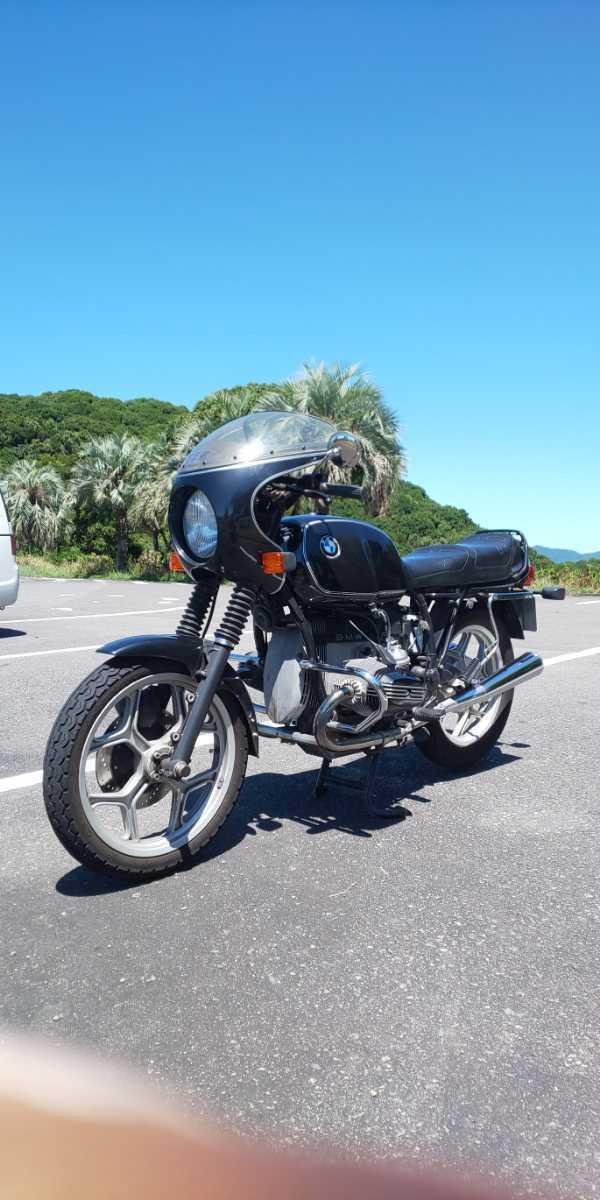 「BMW R80 フラットツイン 走行距離32871km」の画像1