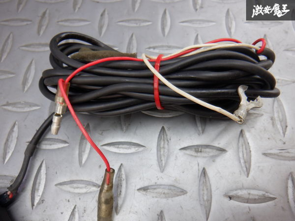 保証付 動作OK ミツビシ 三菱電機 ETC アンテナ一体型 EP-9U23_画像3