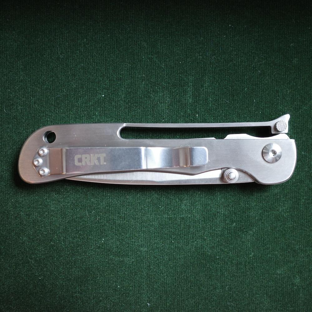 CRKT 7730 OFFBEAT クロフォードロックバック アウトドアナイフ