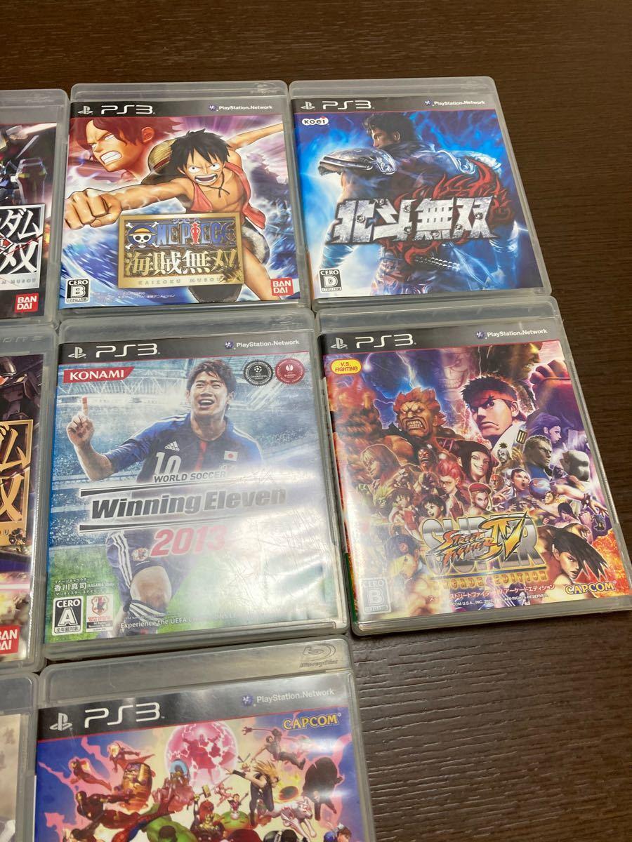 ps3 ソフト PS3 大量 ガンダム