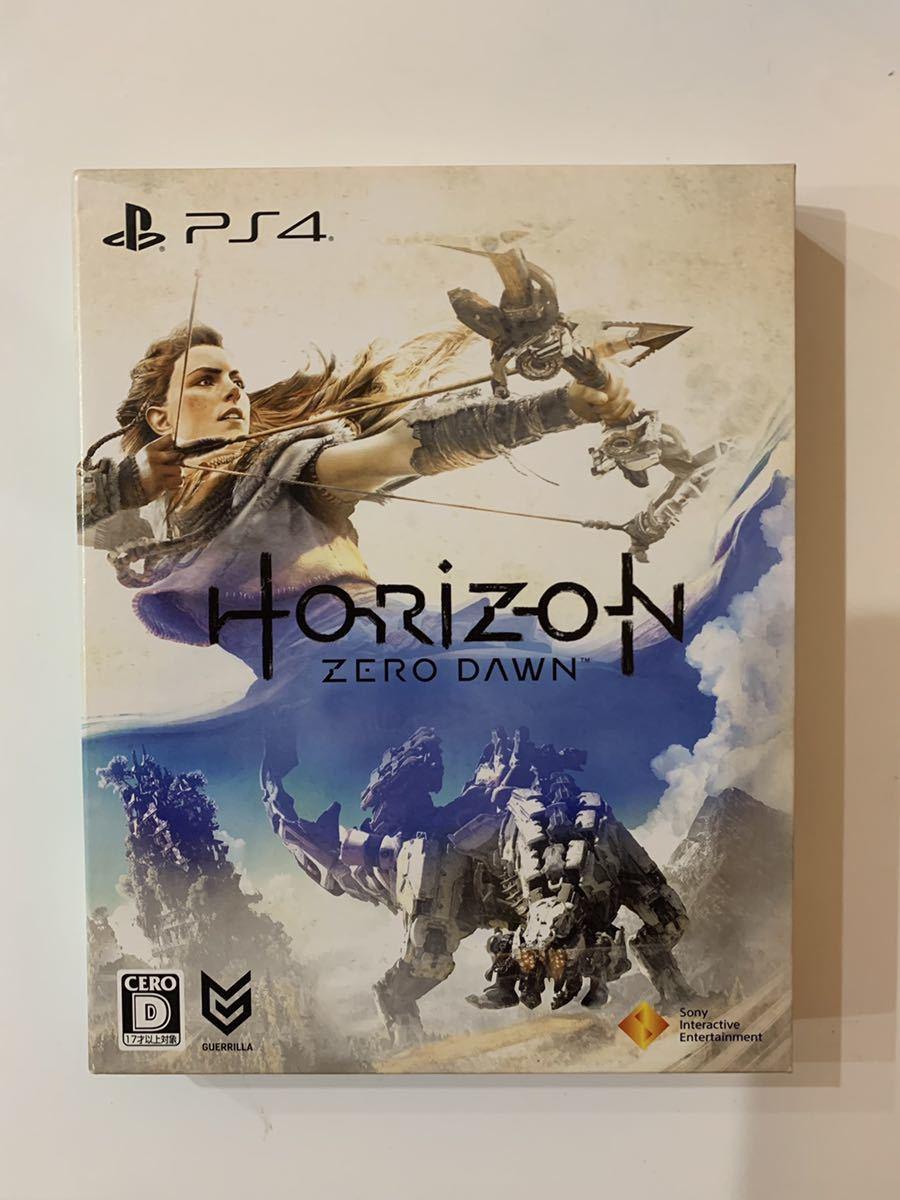 PS4ソフト Horizon Zero Dawn 初回盤