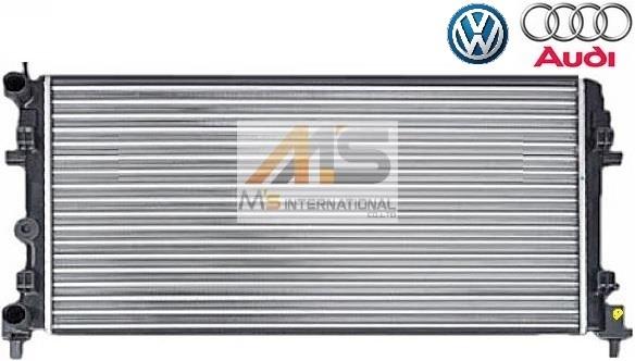 【M's】アウディ AUDI A1 8X (2010y-2014y)純正品 ラジエーター/正規品 ラジエター スポーツバック 3ドア 5ドア 6R0-121-253A 6R0121253A_画像1