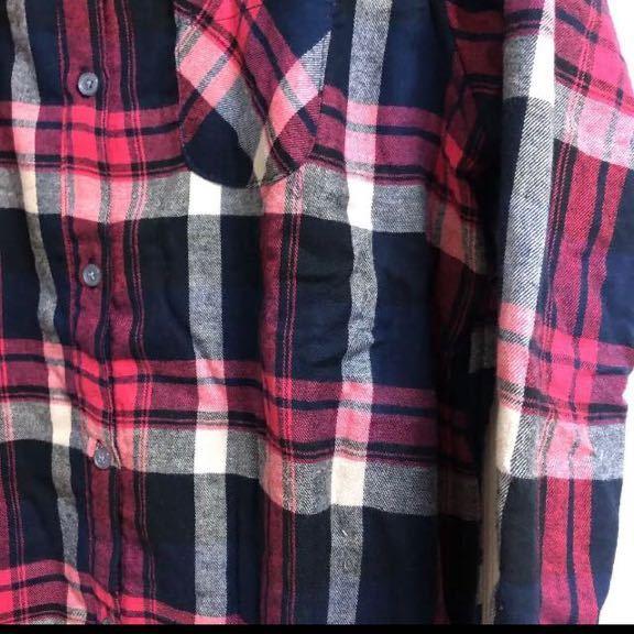 長袖シャツ ベルーナ ぬくぬく 長袖シャツ Lサイズ