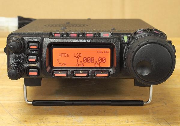 YAESU 八重洲無線 FT-857DM HF/50/144/430MHz 3アマ 新スプリアス