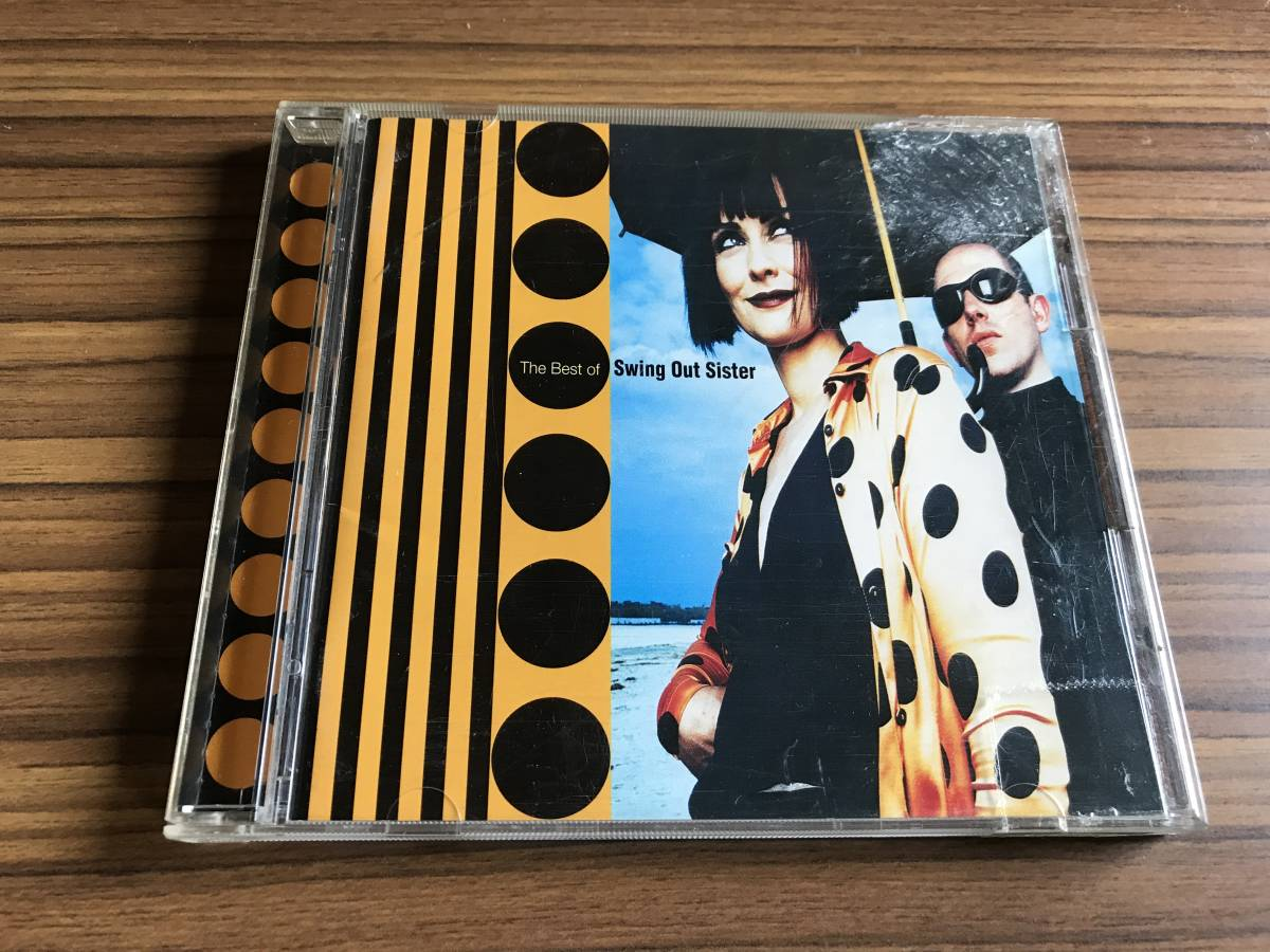 Swing Out Sister / The Best Of Swing Out Sister スウィング・アウト・シスター / ザ・ベスト・オブ・ スウィング・アウト・シスター_画像1