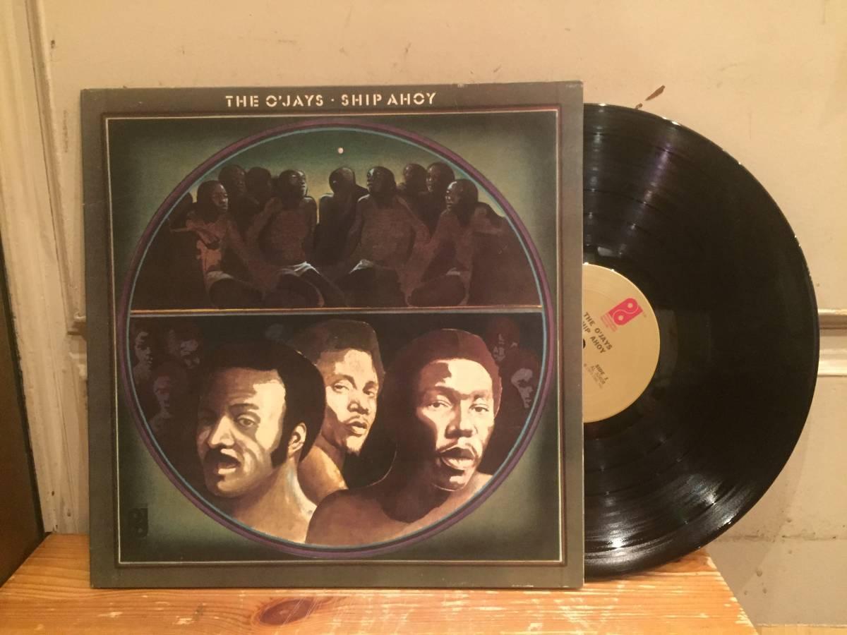 ◇US盤◇The O'Jays / Ship Ahoy◇オージェイズ◇FUNK / SOUL/RARE GROOVE◇レコード/LP_画像1