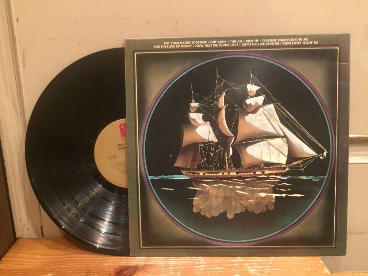 ◇US盤◇The O'Jays / Ship Ahoy◇オージェイズ◇FUNK / SOUL/RARE GROOVE◇レコード/LP_画像2