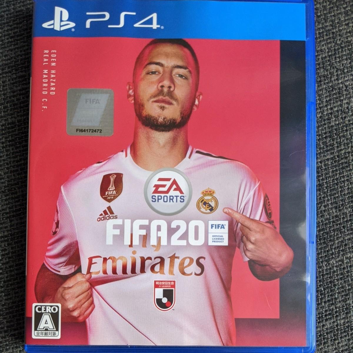 【PS4】 FIFA20 [通常版]
