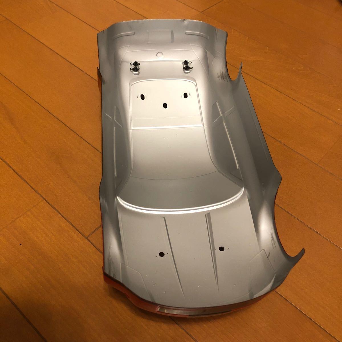 タミヤ ラジコン ボディ フェアレディZ 塗装済完成品