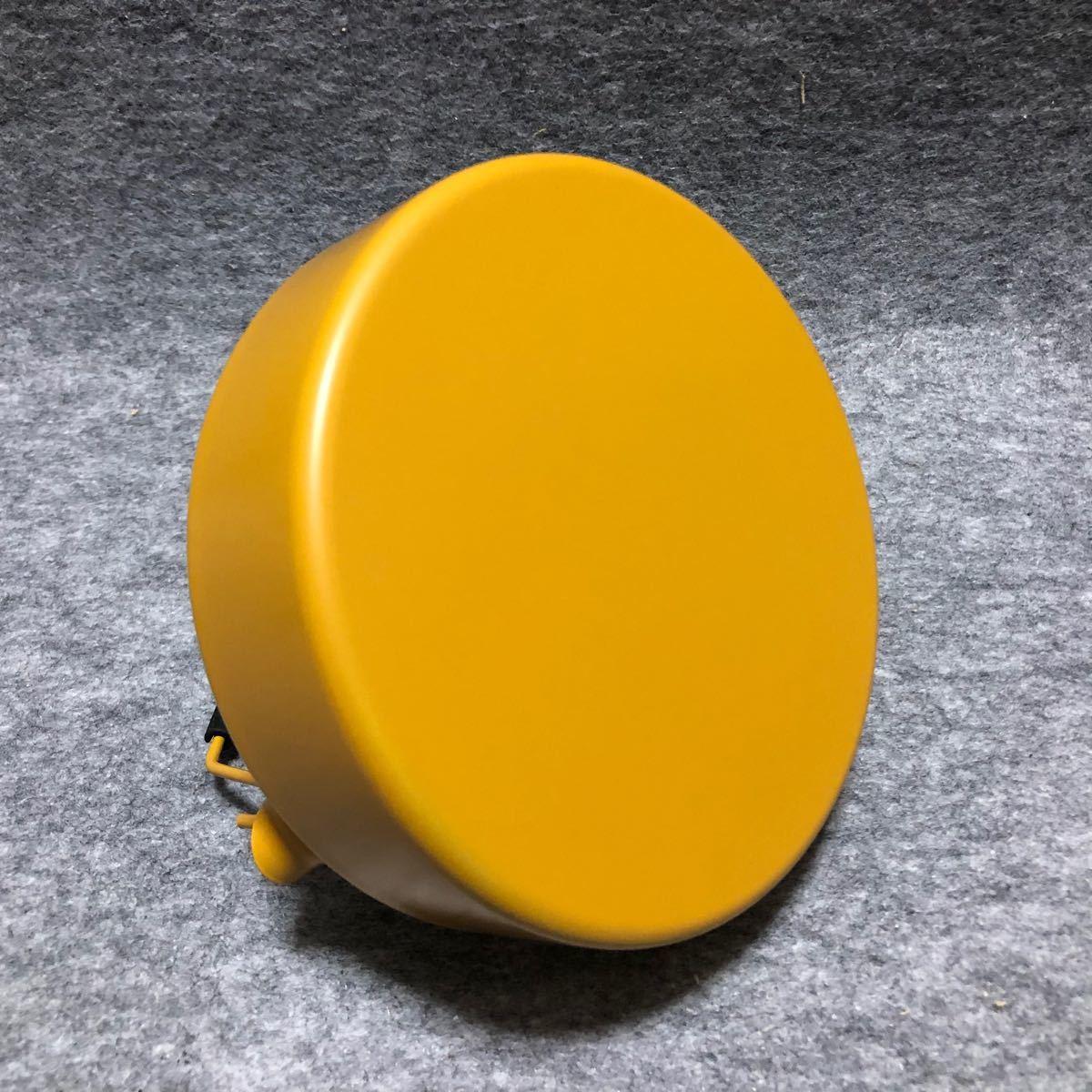 トランギア ケトル 0.9L  TR-324 ゴールデン イエロー
