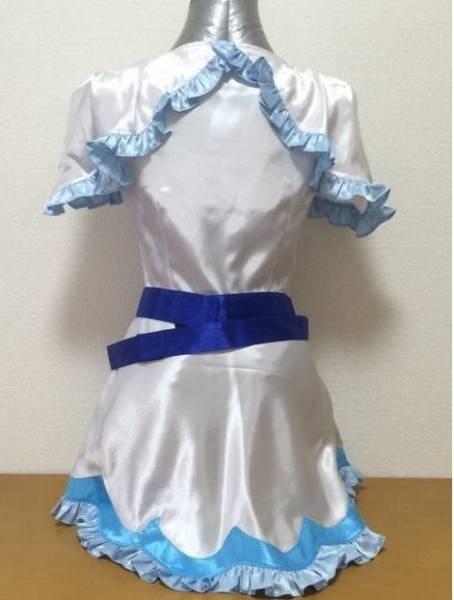 cos7089工場直販 コスプレ衣装 ふたりはプリキュア キュアホワイト_画像3