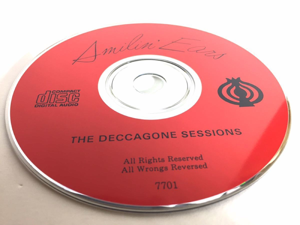 THE BEATLES THE DECCAGONE SESSIONS