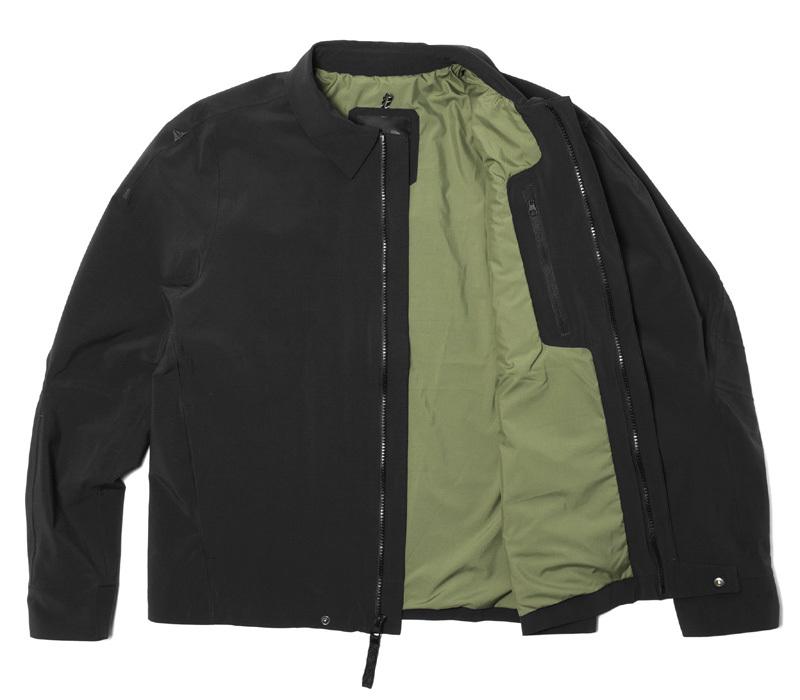 海外限定 THE NORTH FACE BLACK SERIES トラッカー ジャケット DRYVENT TRUCKER SHIRT JACKET USA Lサイズ 送料無料 ブラックシリーズ