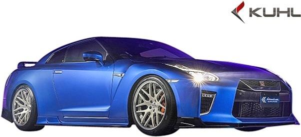 【M's】 日産 R35 GT-R 後期 ( 2017y- ) Kuhl Racing KR-35RR エアロキット 6点 // HG ハイグレード クールレーシング FRP 未塗装_画像2