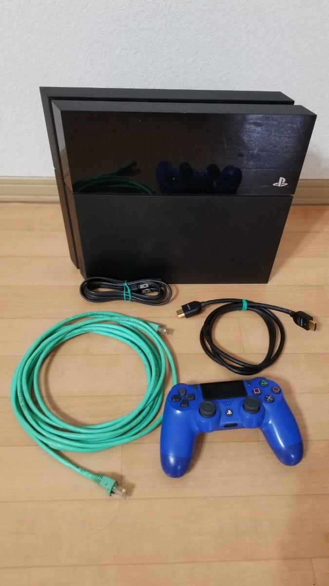PlayStation4 動作品 初期化済