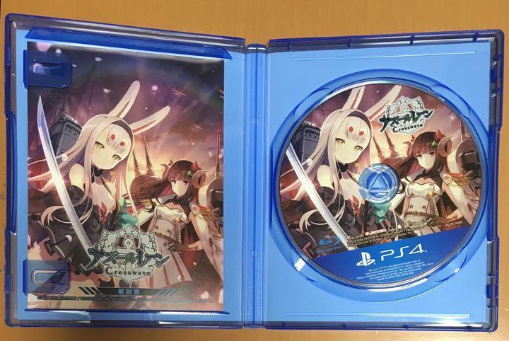 送料無料★PS4 アズールレーン クロスウェーブ プレイステーション4 PlayStation4 ★即決★【動作確認済/匿名配送】