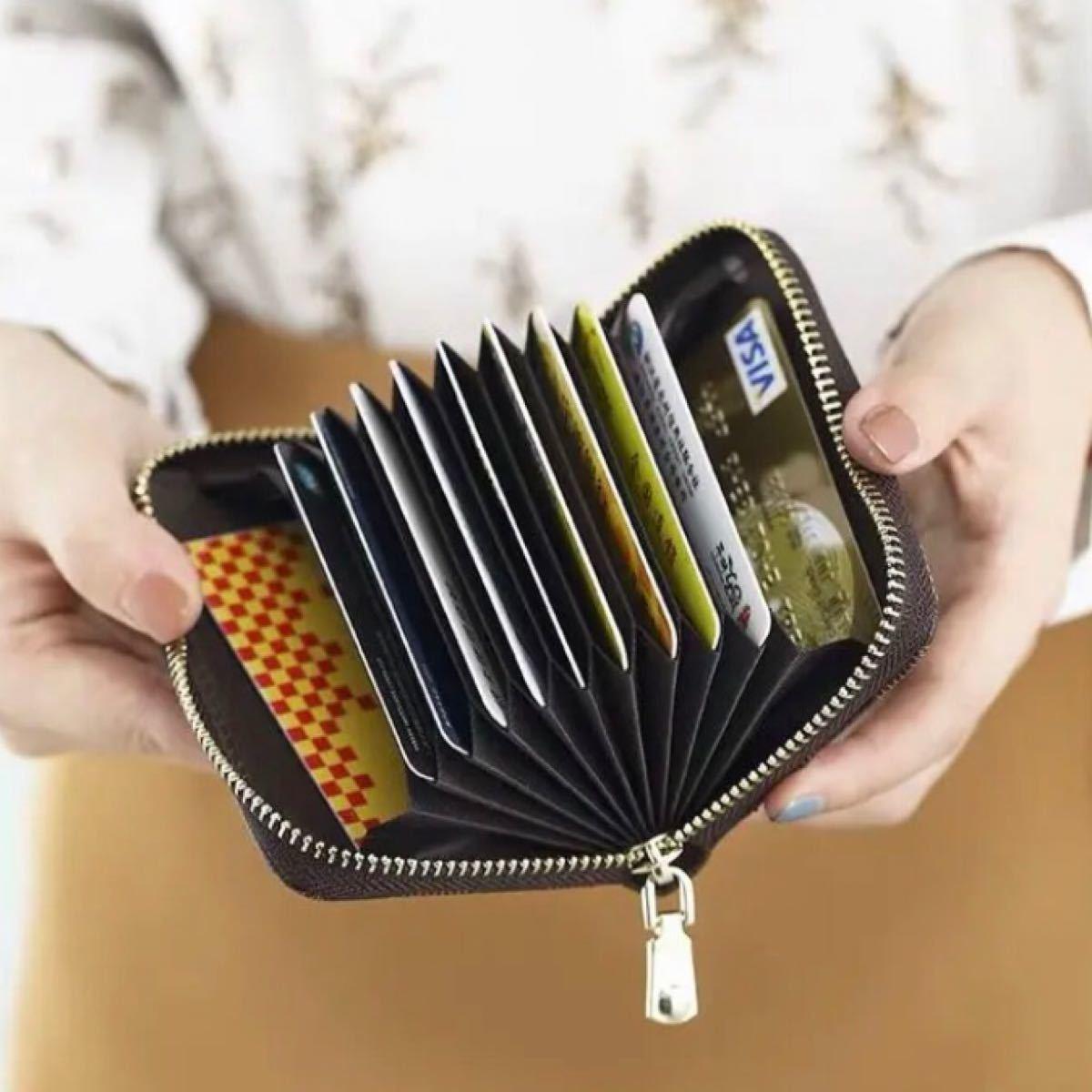 カードケース カードホルダー 名刺入れ お札入れ 新品未使用  ノーブランド品