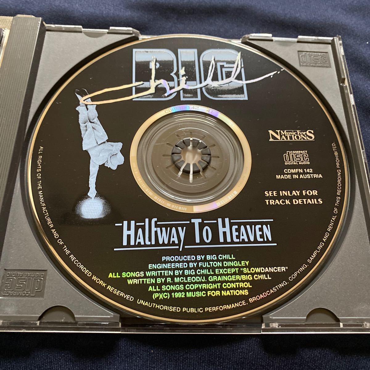 BIG CHILL/HALFWAY TO HEAVEN