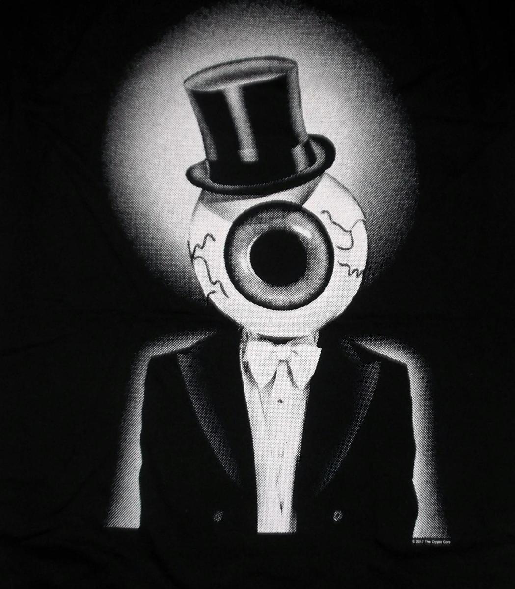 ★ザ・レジデンツ Tシャツ Eyeball The Residents - S 正規品 キャプテン ビーフハート trout mask replica
