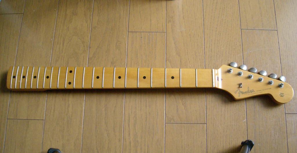 Fender.Japan.Stratocaster ST57Neck 21F訳ありです