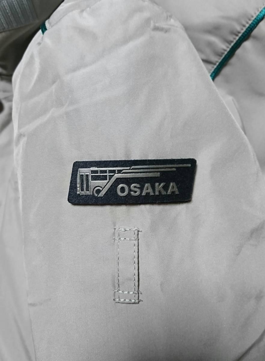 大阪シティーバス 大阪市交通局 大阪市バス コート 新品 未着用 _大阪シティーバスマーク