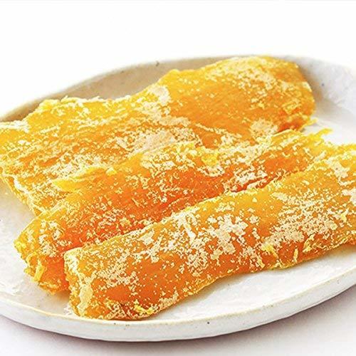 4袋セット 黄金さつま 国産 無添加 こだわり 干し芋 紅はるか使用 北海道生産 (100g×4袋セット)_画像2