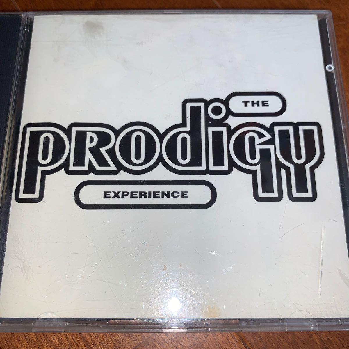 洋楽/THE PRODIGY プロディジー/ExperienceCD