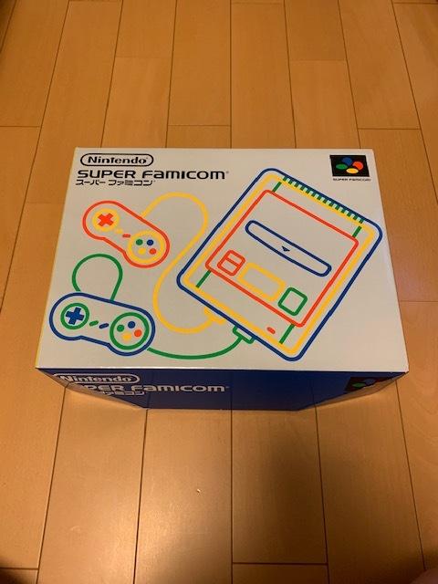 美品 任天堂 Nintendo SHVC-001 スーパーファミコン 本体 通電確認済み
