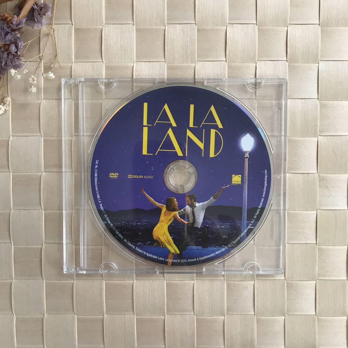 送料無料☆「LA LA LAND」ラ・ラ・ランド 輸入盤DVD 英語字幕付 英語学習に_画像2