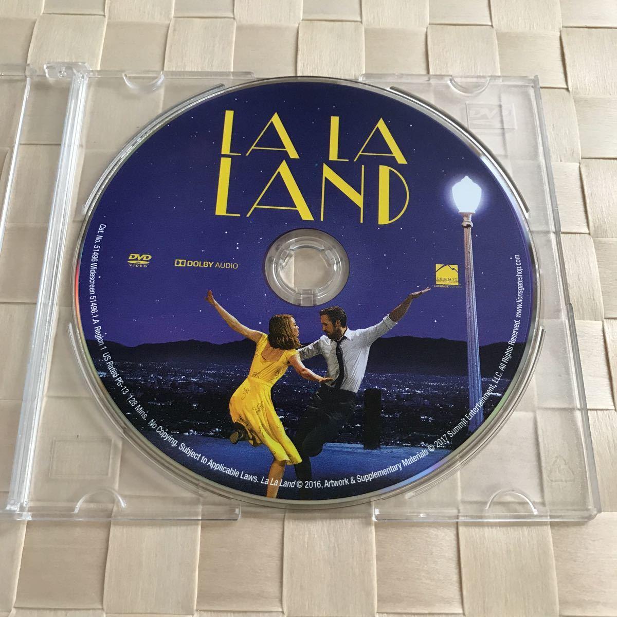 送料無料☆「LA LA LAND」ラ・ラ・ランド 輸入盤DVD 英語字幕付 英語学習に_画像1