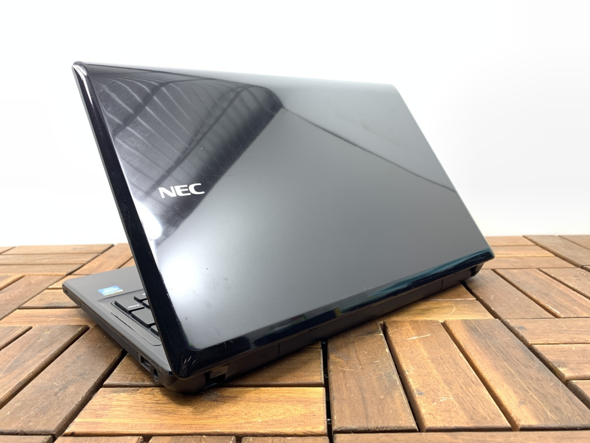 Windows10/office搭載/Webカメラ搭載!ビデオ通話対応【NEC/VersaPro VK19EF】Celeron 1005M/メモリ2GB/新品SSD120GB_画像7