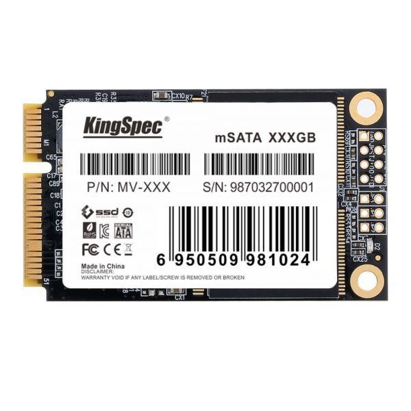 KingSpec SSD mSATA 1TB 内蔵型 高速 3D NAND TLC デスクトップPC ノートパソコン_画像2