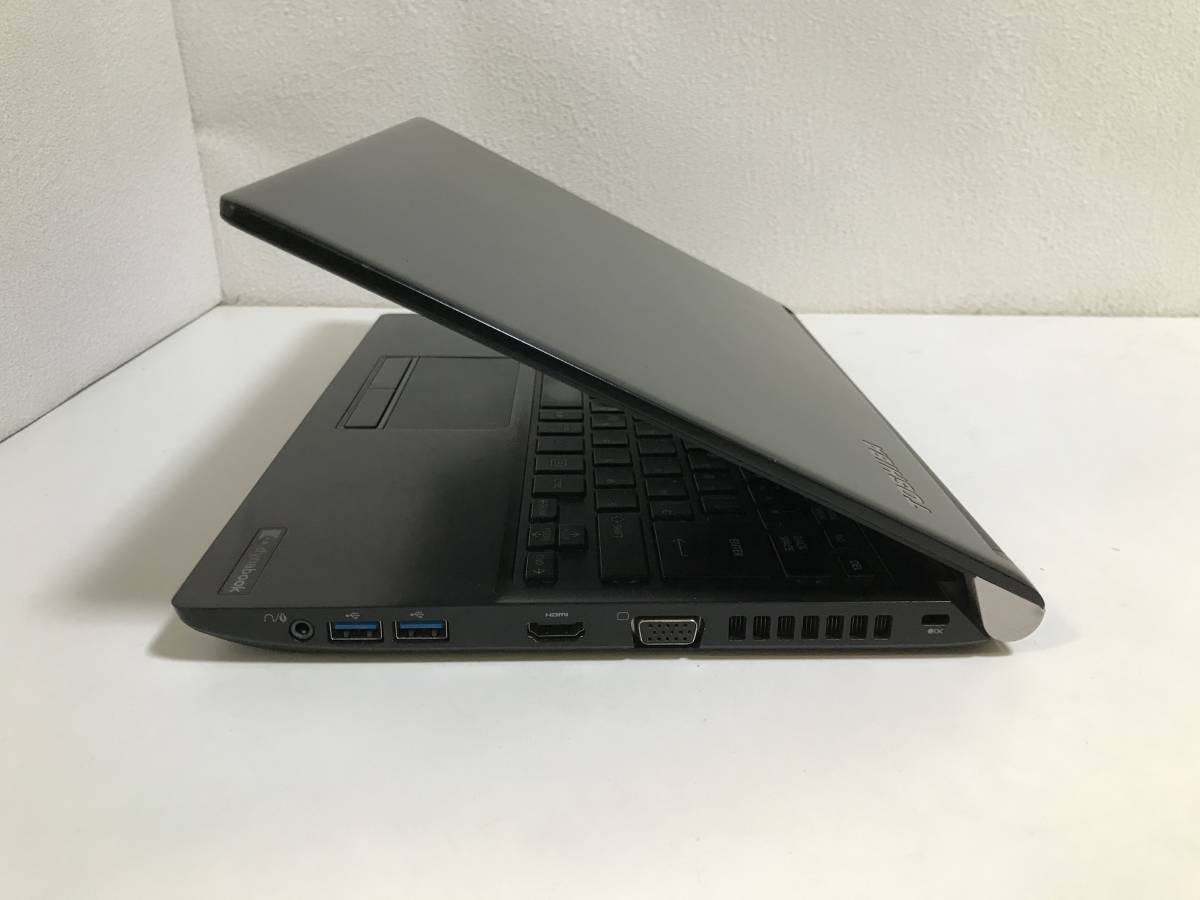 東芝 dynabook R73/B Win 10 /Core i3-6100U /新品SSD240GB /メモリ4GB /Office2019 /無線LAN /リカバリ領域内蔵_画像4