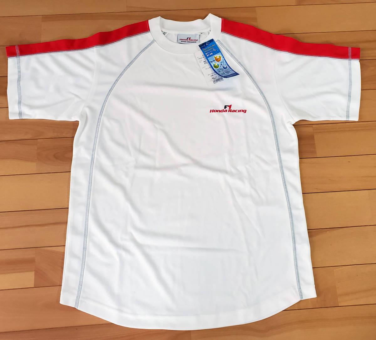 HondaRacing F1 Tシャツ Sサイズ White 未使用_画像1
