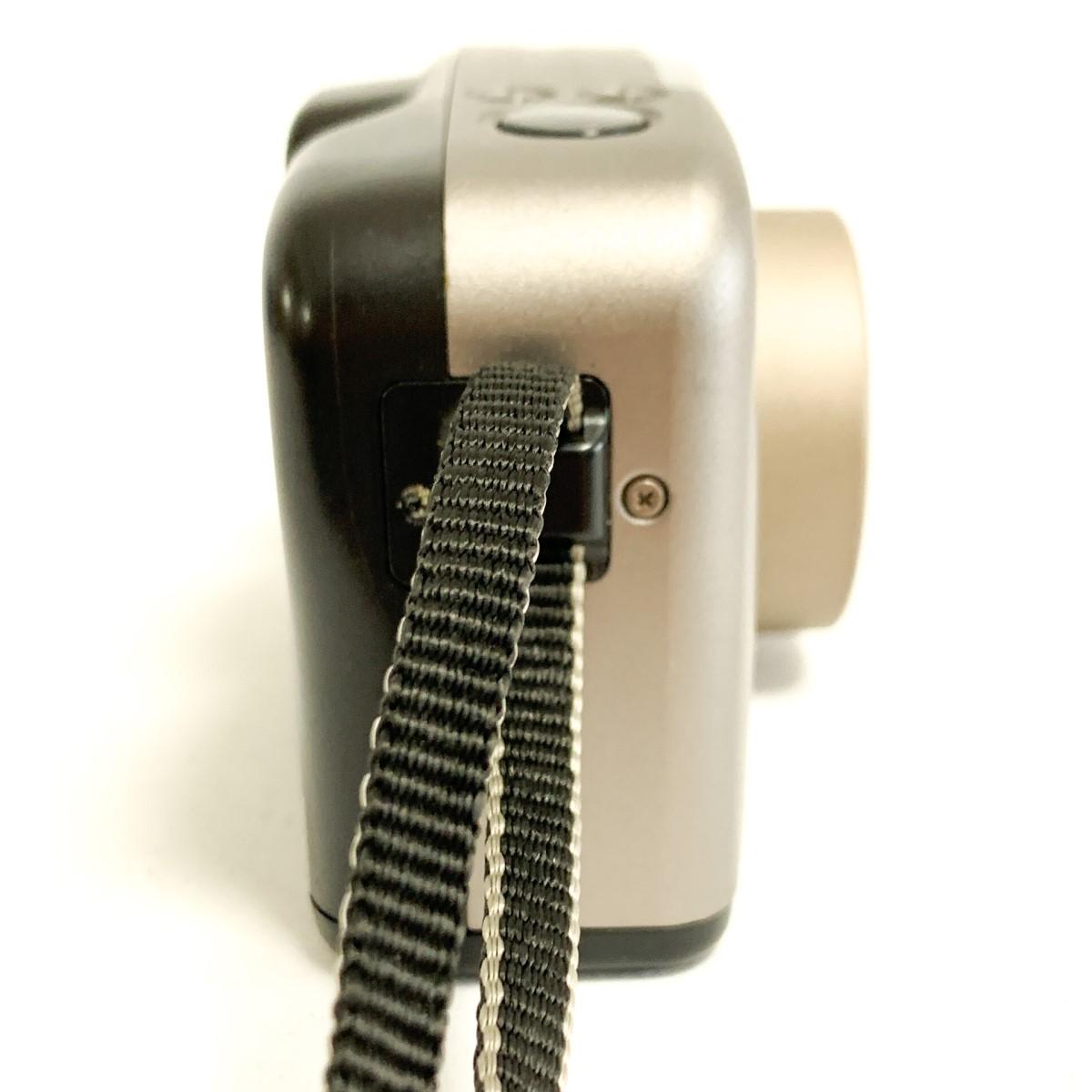 【極美品 完動品】Canon Autoboy S PANORAMA Ai AF 38-115mm 広角~望遠域レンズ パノラマ撮影 キャノン コンパクトフィルムカメラ C424_画像7