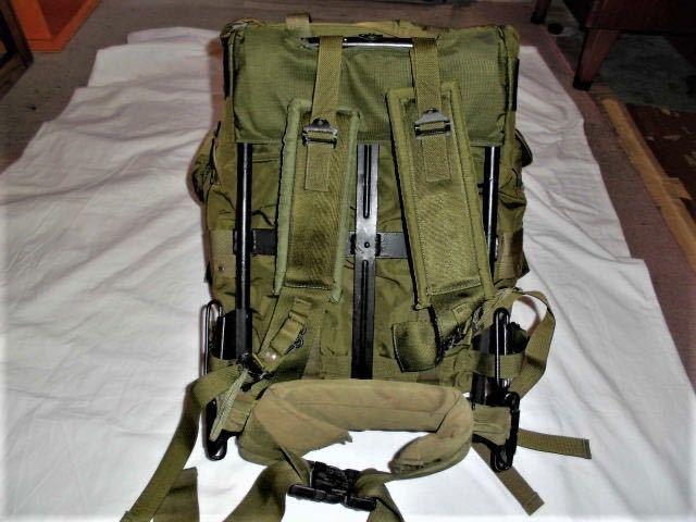 ルイの部屋 アメリカ軍 フレーム付きアリス パックLC-2_画像2