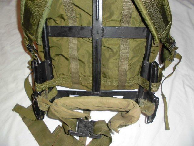 ルイの部屋 アメリカ軍 フレーム付きアリス パックLC-2_画像6