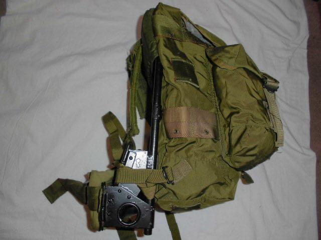 ルイの部屋 アメリカ軍 フレーム付きアリス パックLC-2_画像4
