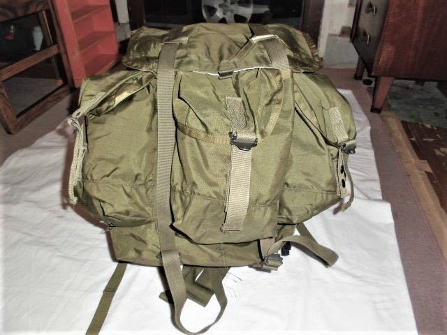 ルイの部屋 アメリカ軍 フレーム付きアリス パックLC-2_画像1