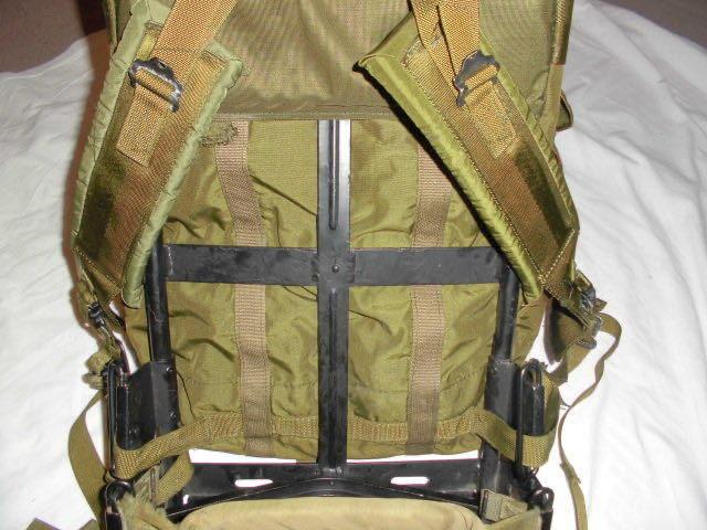 ルイの部屋 アメリカ軍 フレーム付きアリス パックLC-2_画像5