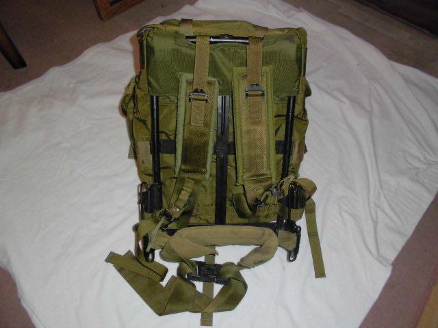 ルイの部屋 アメリカ軍 フレーム付きアリス パックLC-2_画像7
